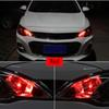 Blue red white green orange new T10T15 broadband outline lamp small license plate reading lamp top signal