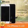 Excellent Quality Display for iPhone 8 Lcd Screen Assembly Factory Directly Supply Cold Press Frame No Dead Pixel DHL Fast Shipping