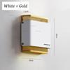 Vit och guld, varm vit LED