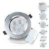 LED Downlight Recessed LED Ceiling Lamp 85-265V Include Driver LED Panel light Spot Bulb for Living Room Down Lights