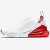 A30 Vermelho Branco 36-45