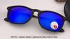 601/55 caucho negro / azul polarizado