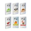 100% original ZIIP pods compatible with vape Starter Kit -13 flavours choose and 1ml large capacity 4 pods in one pack refillable cartridg
