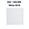 595 * 595 mm beyaz 48 W