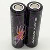 100% High Quality BLACK WIDOW 18650 Battery 4000mAh IMR 3.7V 3500 40A E Cig High Drain Rechargable Lithium Batteries Cell sales in stock