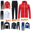 2019 Real madrid soccer Tracksuit Jogging jacket 18 19 New BALE Benzema ASENSIO ISCO MODRIC Sergio Ramos Football suit jacket
