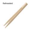 flatheaded