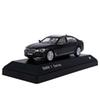 1:43 Scale Alloy Pull Back Toy Vehicles BWM 750Li 760Li Series Car Model Of Children's Toy Cars Original Authorized Authentic K