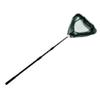 185cm Retractable Telescoping Aluminum Alloy Pole Foldable Fishing Brail Landing Net Tackle Outdoor Fishing Tools Wholesale