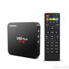 wholesale android tv box V88 plus Rockchip 3229Quad-Core 4K VP9 H.265 Miracast DLNA TV Box android 7.1 WiFi LAN HD Games Smart Media Player