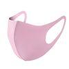 의 로고 핑크 성인 마스크 없습니다