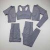 5piece blue gray set
