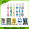 New Style MoonRock Clear Cartridge 1.0ml 1 Gram Ceramic Coil Tank Vape Vaporizer Moon Rock Carts for 510 Thread Thick Oil Atomizer