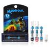 Moonrock Clear Cartridges Carts Moon Rock 1.0ml Vaporizer Cartridges G5 MT6 7 flavors sticker empty vape cartridge packaging Dank Vapes