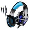 G9000 Noise Cancelling Gaming Headset On-Ear Headphones 3.5mm Earphone Gamer PC Casque With Mic For Computer PS4 Xbox PC Laptop
