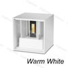 7W Sıcak Beyaz (Beyaz Abajur)