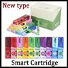22 Flavor For Option Smartbud Smart Cart Vape Cartridge 1.0ml Ceramic Coil 510 Thick Oil SmartCarts Vapor Vs Dank Vapes Kingpen Cartridges
