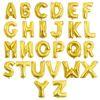 Lettre d'or aléatoire