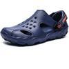 Erkekler Sandalet Mavi