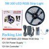 5050 RGB 500 / 5A 300LEDs IP20