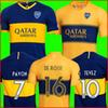 NEW 2019 2020 Boca Juniors soccer jersey Home Away 19 20 GAGO OSVALDO CARLITOS PEREZ DE ROSSI TEVEZ PAVON JRS sports football shirt uniforms