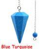 Mavi Turkuaz (25 * 15mm)