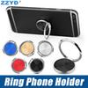 ZZYD Universal Phone Ring Holder Stand Finger Kickstand 360°Rotation Metal Hand Grip Magnetic Car Mount for iPhone 8 X Samsung Galaxy s10 s9
