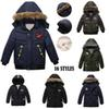 Girls Jacket 2019 Autumn Winter Jacket For Girls Boys Coat Baby Warm Hooded Outerwear Coat Clothing Children Fashion Coat Winter Jacket