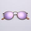 bronze / espelho lilás