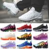 40f8d6a8e21 TN Plus Cushion women Running Shoes USA Fades Blue Mens Brand Designer  Shoes Men Red Shark Tooth Trainers Black Womens Luxury Sneakers 36-45