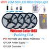 컨트롤러 / APP 5050 RGB 20M 600LEDs IP65