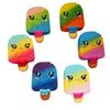 Rainbow Ice Cream Squishy Toys Slow Rebound PU Simulation Funny Toys Gadget Vent Decompression Toy Gift