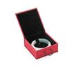 Rote kleine Armbandschachtel