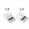 OVNS JC01 Replacement pod Thick Oil 3pcs pack 0.7ml 1.5ohm 1.8ohm Heads for JC01 battery Kit Battery Vape Vaporizers Authentic