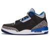 3 blu Sport