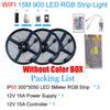 컨트롤러 / APP 5050 RGB 15M 900LEDs IP65
