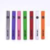 Original 380mAh Max Preheat Battery Variable Voltage Bottom Charge with USB 510 Thread Vape Pen For I3 Smartcarts G5 CCELLCartridges