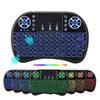 i8 7 Colors Backlit Wireless Keyboard