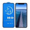 10d Tempered Glass Curved For Iphone 8 9 X XR XS Max Screen Protector Full Glue Cover Film 3D Edge