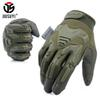 Tactical Gloves Army Paintball Shooting Combat Bicycle Rubber Protective Anti-Skid Full Finger Glove Men Women