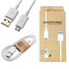 1M 3FT Micro USB Data Sync Charge cord Cable micro usb phone charger cable For Samsung Galaxy i9500 S4 S3 S2 HTC with retail box