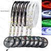 Led Strip Light 5M SMD2835 3014 5050 DC12V 300LED Fiexble Light Led Ribbon Waterproof Super Bright HDTV TV Desktop Screen Background EPACKET