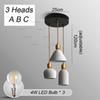 3 cabezas - A B C