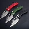 GUO three models = Micro Technology DOC automatic knife (death contact) m390 cryogenic treatment + 60HRC + EDC tool
