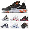2019 new quality React Element 55 Undercover X Upcoming designer sports men women Navy blue Sneakers shoes