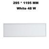 295 * 1195 mm beyaz 48 W
