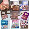 In stock New Makeup High-quality Eyeshadow Beauty Waterproof Creations Eyeshadow Blush Palette epacket