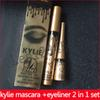 kylie Kyliner and Mascara 2 in 1 Makeup Curling Thick Mascara Volume Express False Eyelashes Make up Waterproof eyeliner Cosmetics