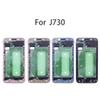 Replacement Front frame LCD frame Frame with key For Samsung Galaxy J7 pro 2017 J730 J730F
