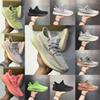 With Stock X Box Receipt Lundmark Antlia Pink Green Black White Static Clay Mens Running Shoes Kanye West Womens Trainers Sneakers Size 5-13